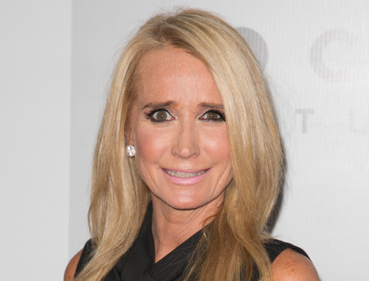 Kim Richards Told By Producers: Go to Rehab or Get Fired!