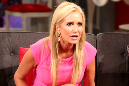 Kim Richards Arrest: What Drove Her to Drink?