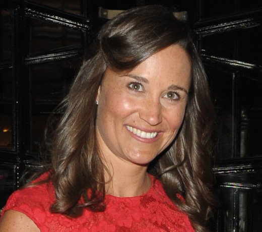 Pippa Middleton: Slammed by PETA for Eating Whale Meat