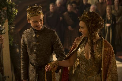Tommen Baratheon And Margaery Tyrell