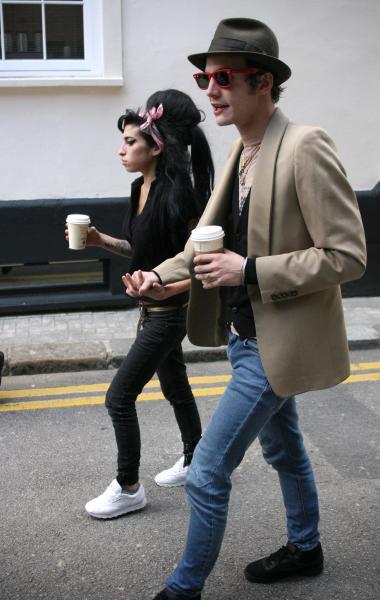 Amy and Blake