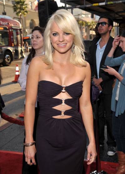 Anna Faris Fashion