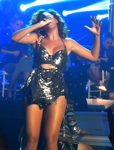 Beyonce Nipple Slip?