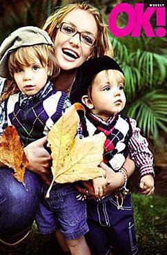 Britney and Sons