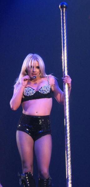 Britney the Stripper