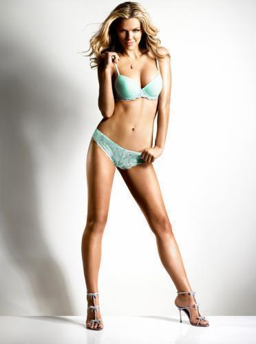 Brooklyn Decker in Underwear