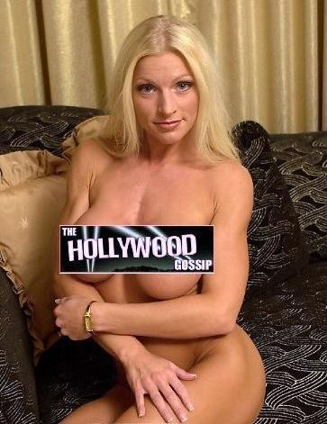Joslyn Noel Morse Topless in Playboy