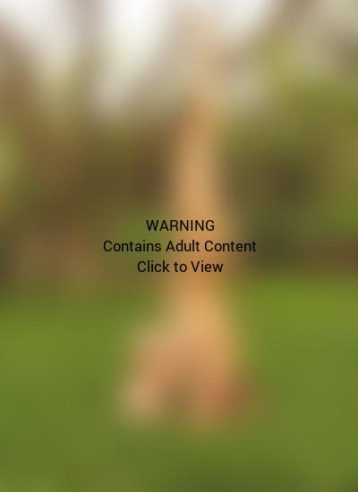 Naked Breastfeeding Yoga Mom