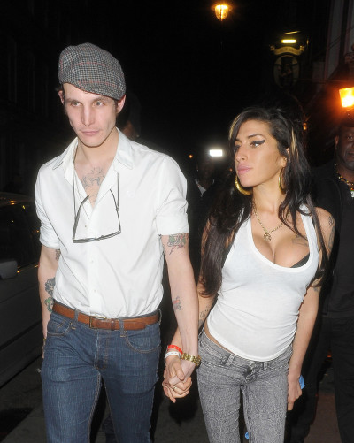 Blake Fielder-Civil and Amy Winehouse Picture