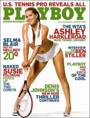 Ashley Harkleroad, Playboy