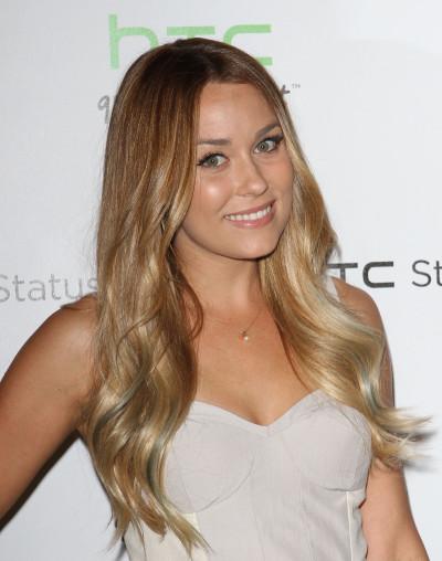 Lauren Conrad Hairstyle