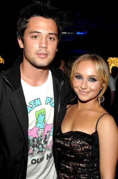 Stephen Colletti and Hayden Panettiere