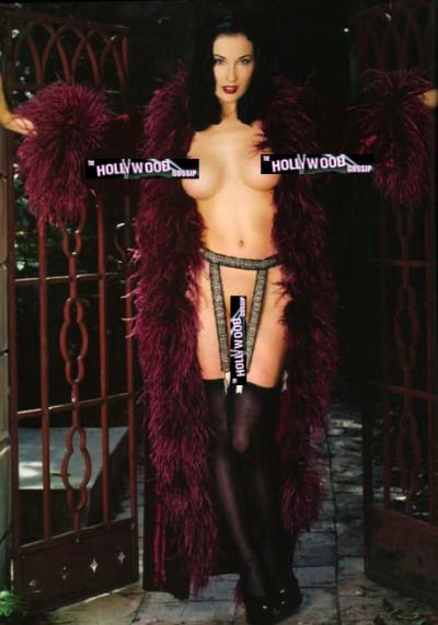 Dita Von Teese Nude