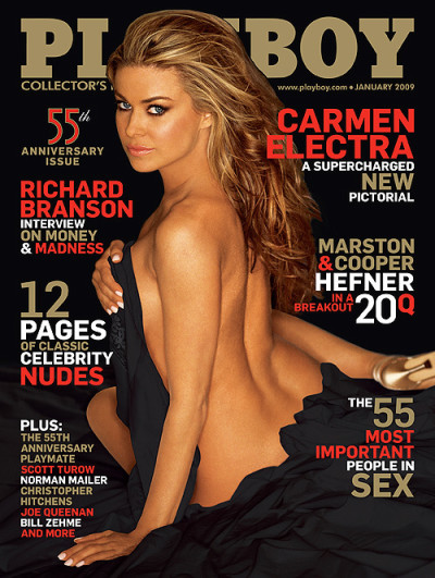 Carmen Electra, Playboy