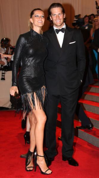 Tom Brady and Gisele Bundchen Photo