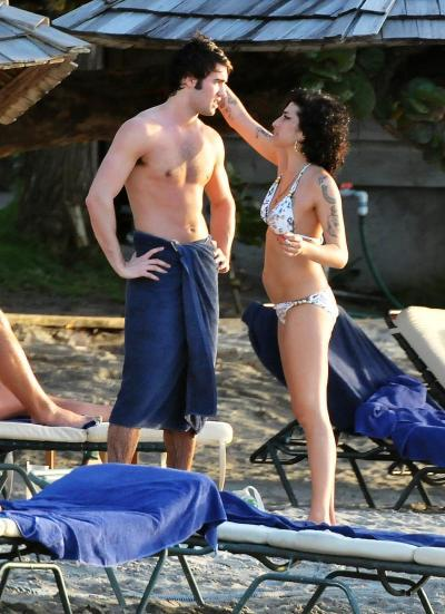 Amy Winehouse, New Boyfriend