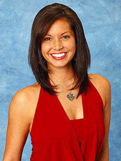 Melissa Rycroft of The Bachelor