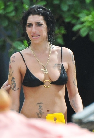Winehouse in St. Lucia