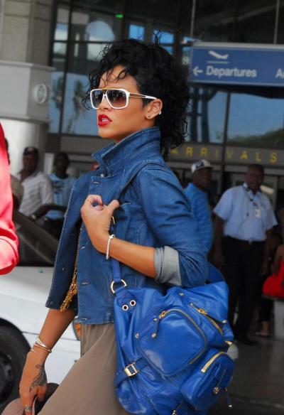 Rihanna: Hot!