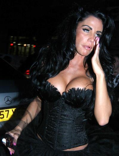 Katie Price and Boobs