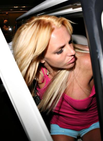 Rough Britney Spears Pic