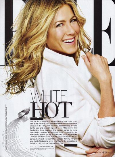 White Hot Jennifer