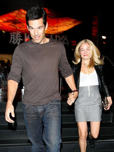 Eddie Cibrian and LeAnn Rimes Picture