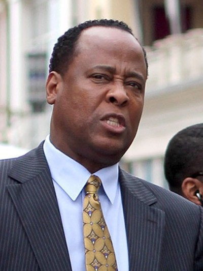Dr. Conrad Murray Photo