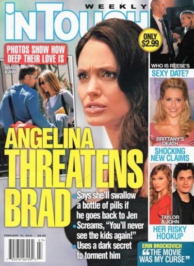Brad, Threatened