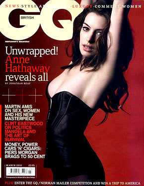 Anne in GQ