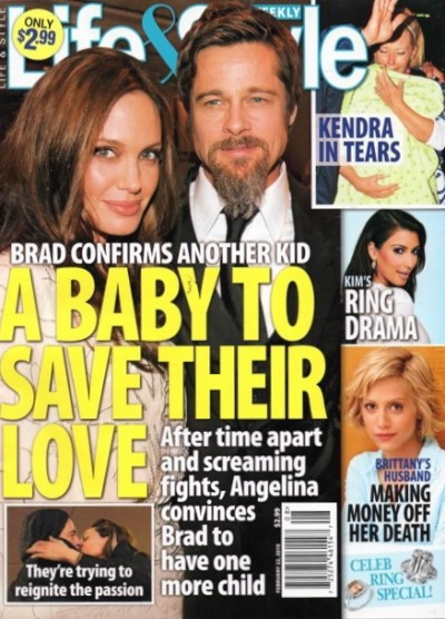 A Baby to Save the Marriage!