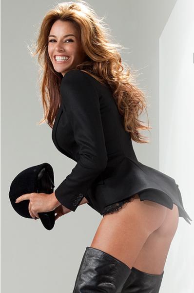 Kelly Bensimon Playboy Pic