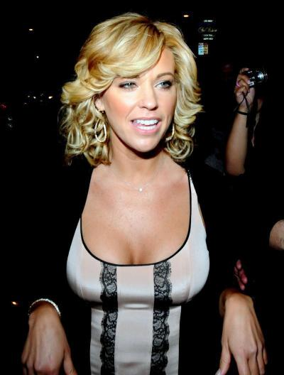 Kate Gosselin Cleavage
