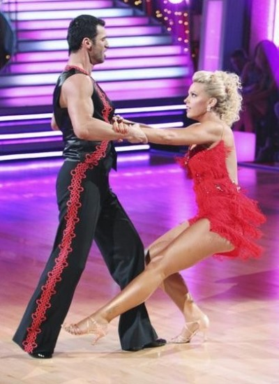 Kate Gosselin Dancing