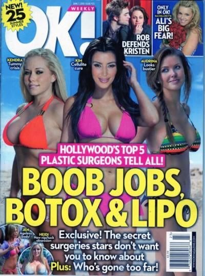 Boob Jobs!