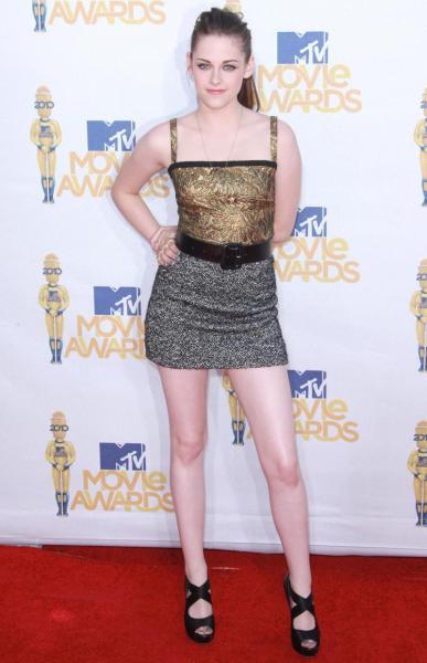 Kristen for MTV