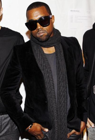 A Kanye West Photo