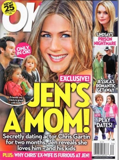 Jen's a Mom!