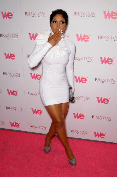 Toni Braxton Fashion