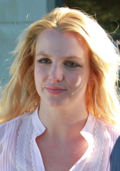 Fresh Faced Britney