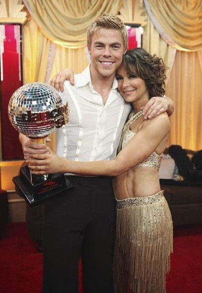 Derek Hough, Jennifer Grey Picture