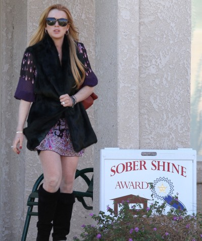 Sober Shine Award