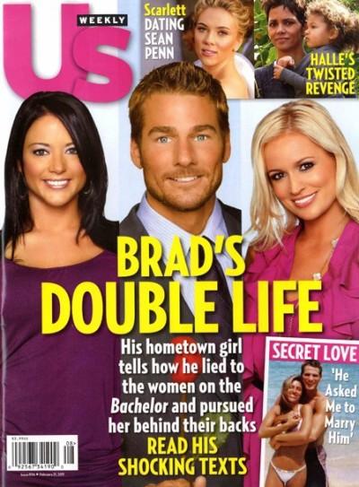 Brad's Double Life
