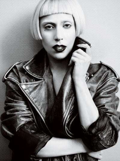 Black, White and Gaga