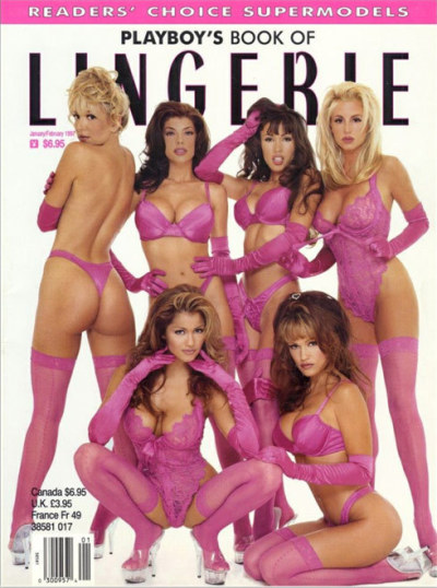Camille Grammer Playboy Cover