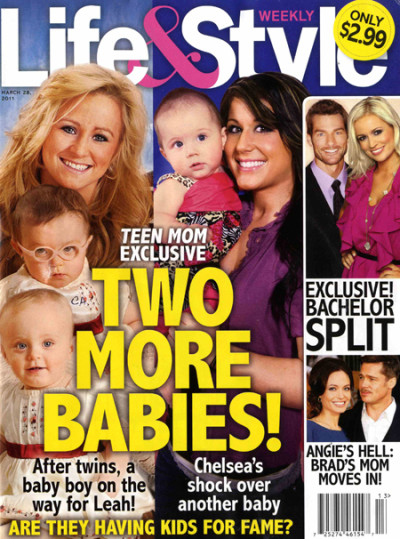 2 More Teen Mom Babies, Too!