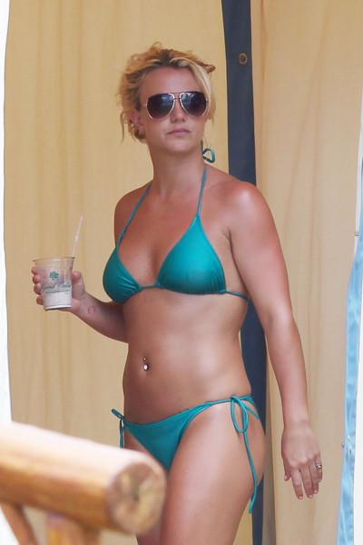 A Britney Bikini Pic
