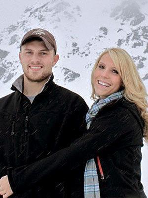 Track Palin and Britta Hanson
