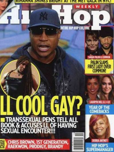 Is LL Cool J Gay?