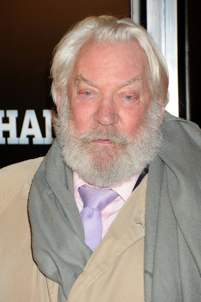 Donald Sutherland Picture